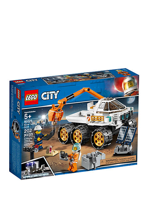 Lego® City Rover Testing Drive 60225