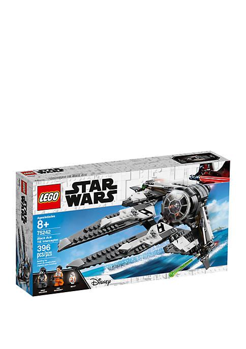 Lego® Star Wars Black Ace TIE Interceptor™ 75242