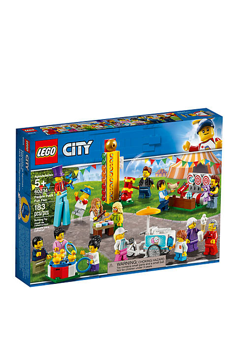 Lego® City People Pack