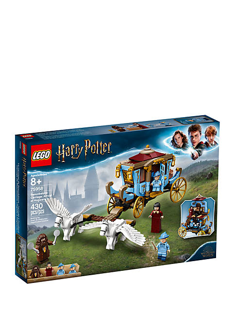 Harry Potter Beauxbatons Carriage: Arrival at Hogwar 75958