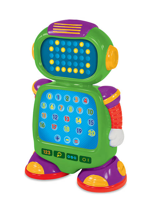 Learning Journey International Touch & Learn Numberbot