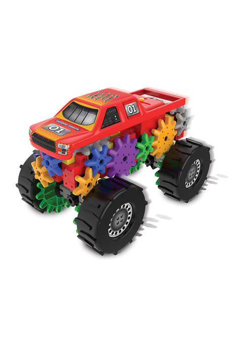 Techno Gears - Monster Truck (60 + pieces)