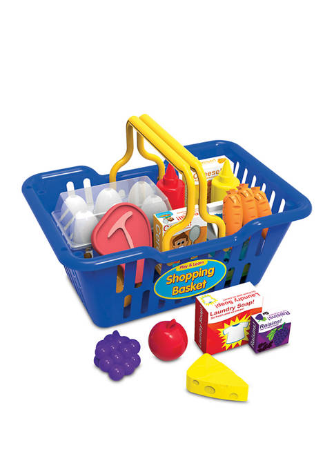 Learning Journey International Play and Learn Shopping Basket