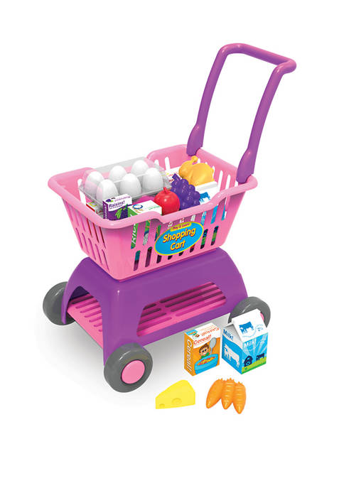 Learning Journey International Play and Learn Shopping Cart