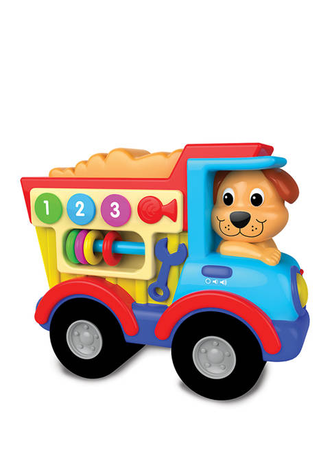 Early Learning Vehicles – 123 Truck