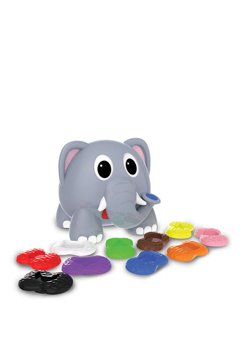 Learning Journey International Learn With Me Shapes Elephant