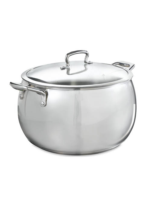Biltmore 12 Quart Stainless Steel Belly Stockpot