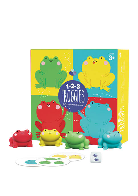 Learning Resources Froggy Catch Game