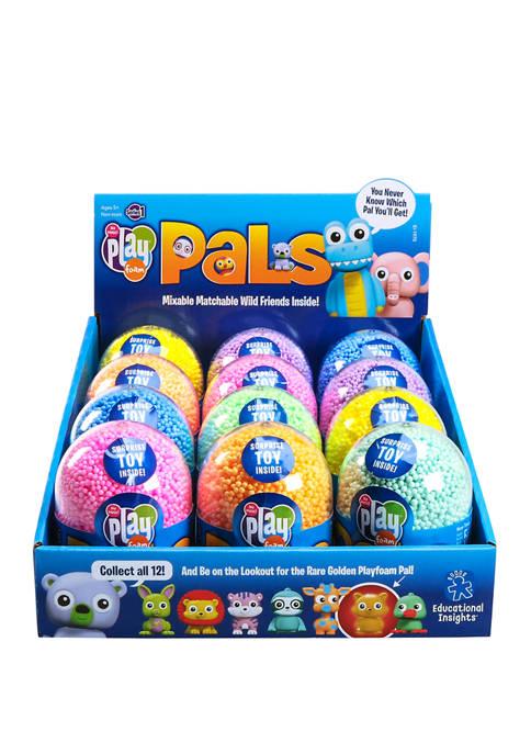 Educational Insights Playfoam Pals, Set of 12