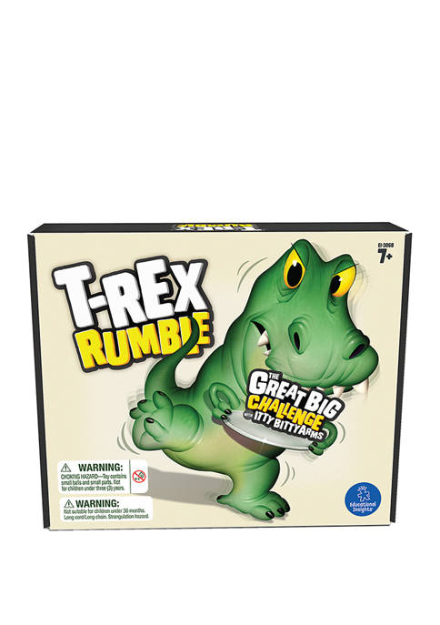 Learning Resources T-Rex Rumble Game