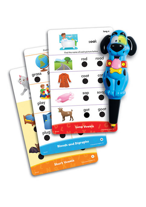 Educational Insights Hot Dots Jr. Phonics Fun Set