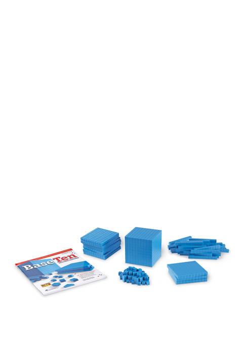 Learning Resources Base Ten Starter Kit
