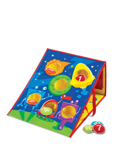 Smart Toss Colors, Shapes and Numbers Game