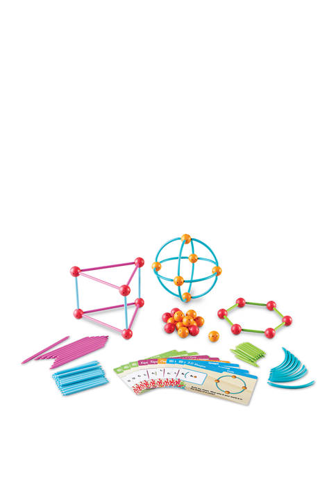 "Dive into Shapes, A ""Sea"" and Build Geometry Set"