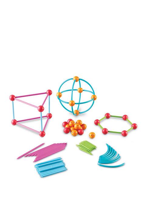 Geometric Shapes Building Set