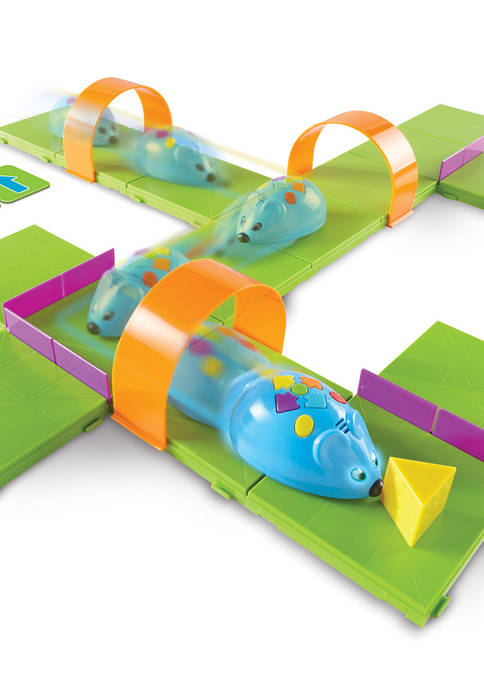 Learning Resources Code & Go Robot Mouse Activity