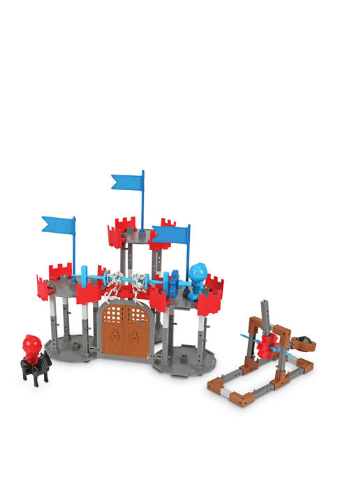 Learning Resources Castle Engineering & Design Set