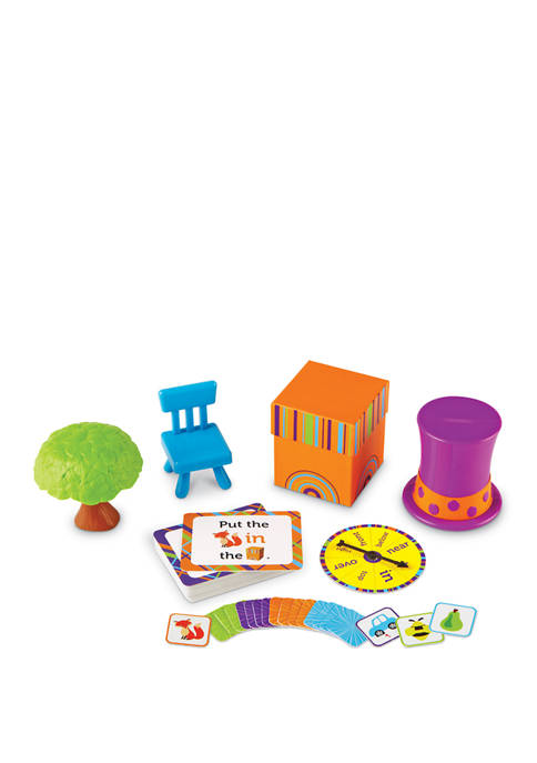 Learning Resources Fox in a Box- Position Word