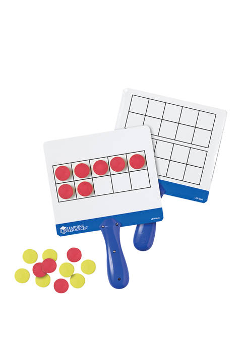 Learning Resources Magnetic 10 Frame Answer Boards