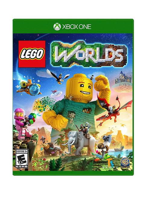 ARCADE1UP LEGO Worlds XBX1
