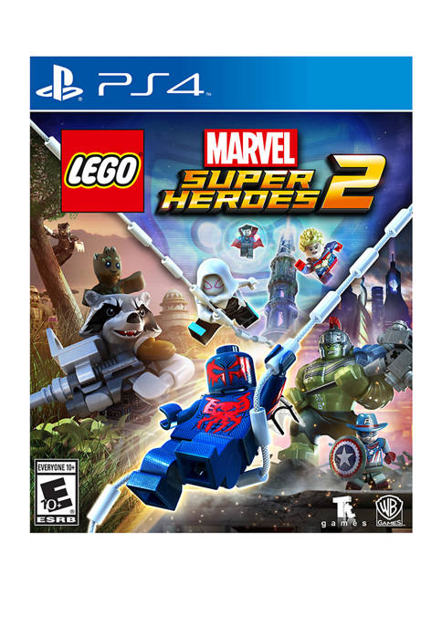 ARCADE1UP LEGO Marvel Superheroes 2 PS4