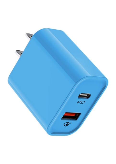 Gems Dual Port Wall Charger