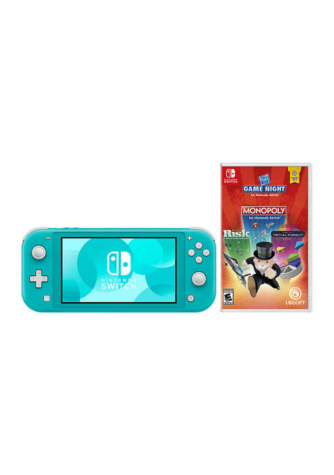 Switch™ Lite Hasbro Game Night Bundle