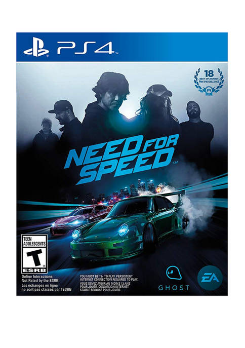 ELECTRONIC ARTS Need for Speed GH PS4