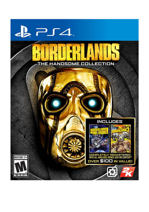 ARCADE1UP Borderlands Handsome Collection PS4
