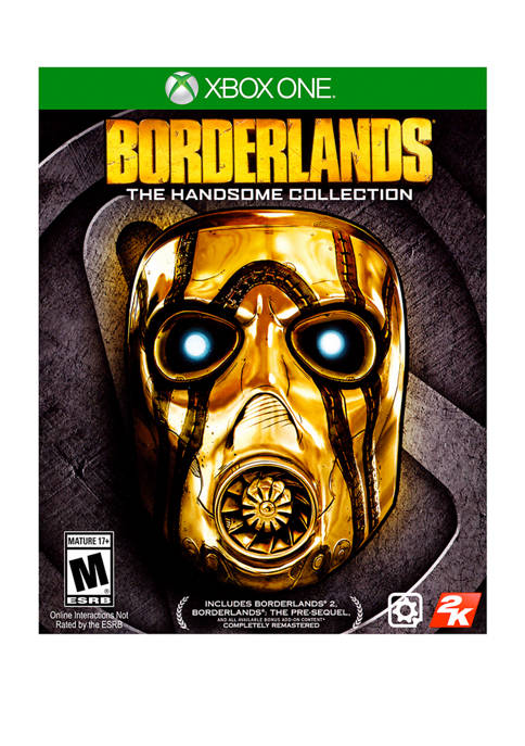 TAKE 2 Borderlands Handsome Collection XBX1