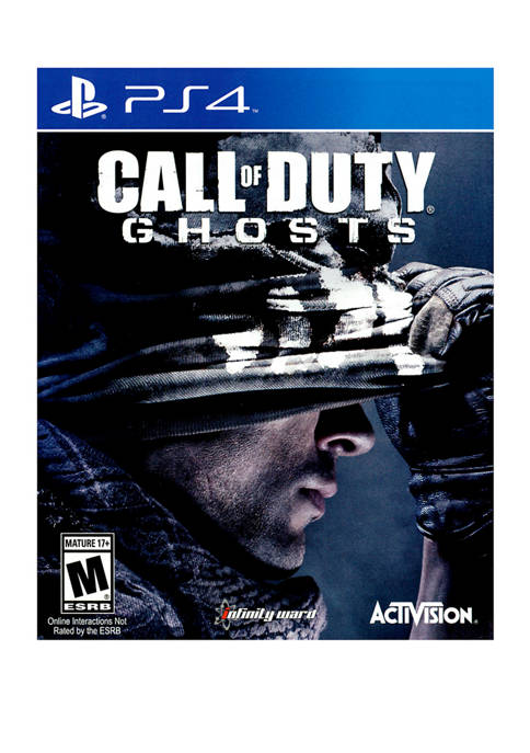 ARCADE1UP Call of Duty Ghosts PS4