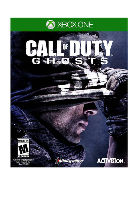 ACTIVISION Call of Duty Ghosts XBX1