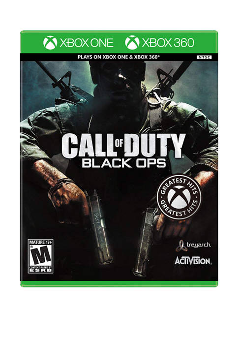 ACTIVISION Call of Duty Black Ops for XBOX
