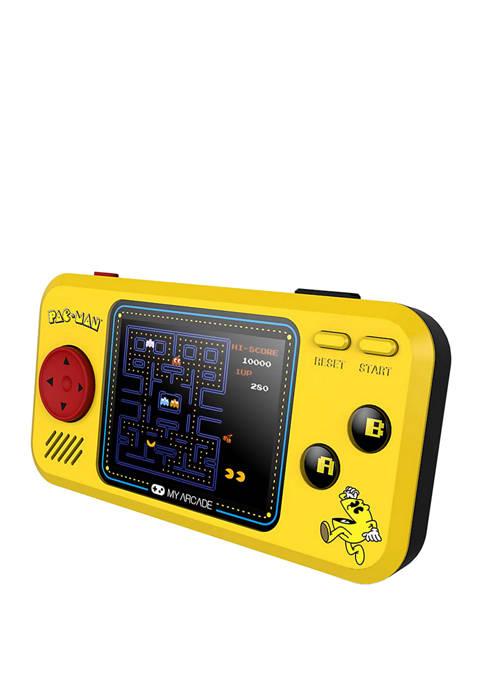 ARCADE1UP Pac-Man Hits Handheld Game