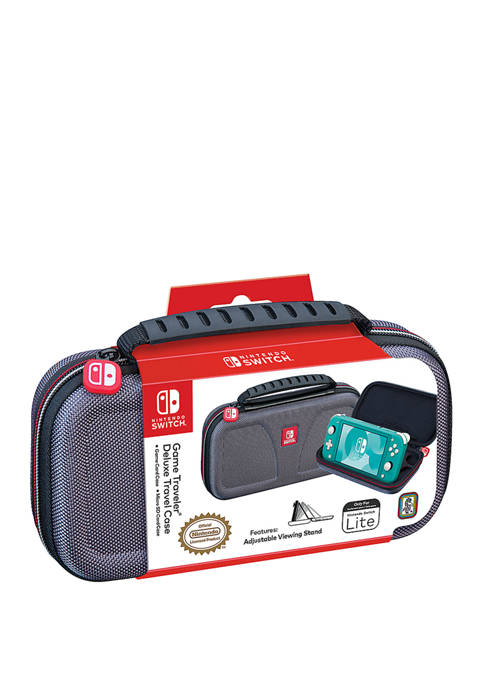Nintendo Switch Lite Game Traveler Deluxe - Gray