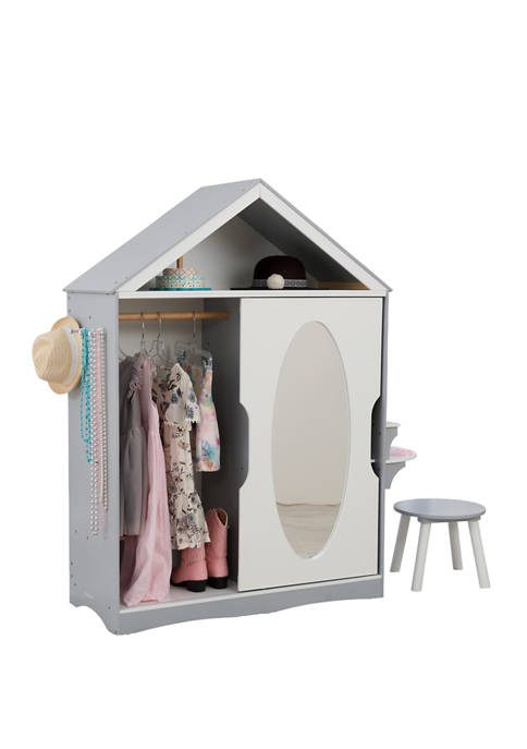 KidKraft Dress Up Armoire N Vanity