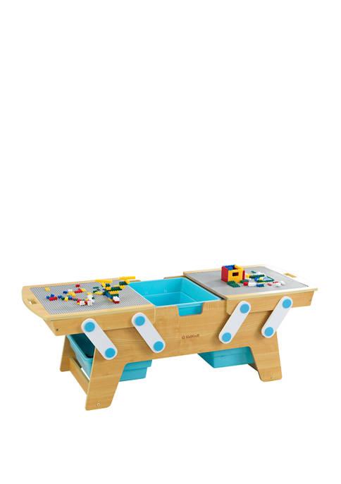 Building Bricks Play N Store Table