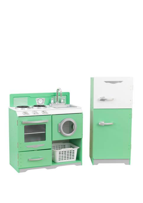 KidKraft Homestyle 2 Piece Kitchen Set