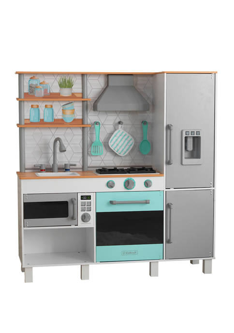 Gourmet Chef Play Kitchen with EZ Kraft Assembly™