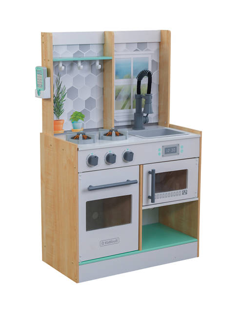 KidKraft Lets Cook Play Kitchen