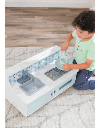 Kidkraft Play N Put Away Wooden Kitchen Belk