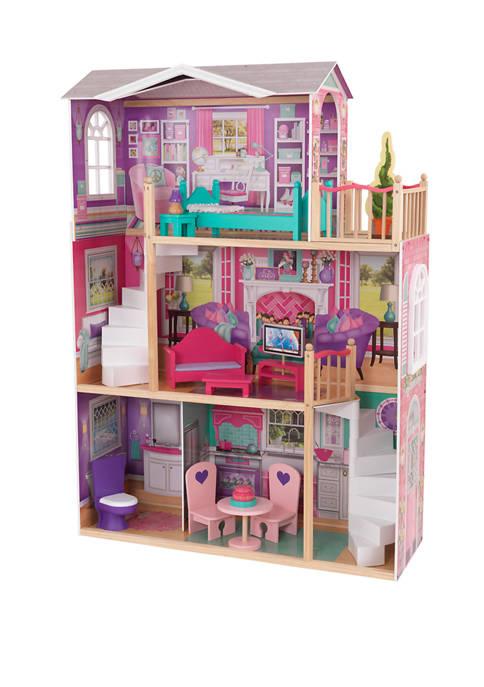 KidKraft Dollhouse Doll Manor 18in
