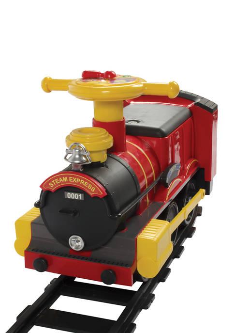 Rollplay 6V Steam Train