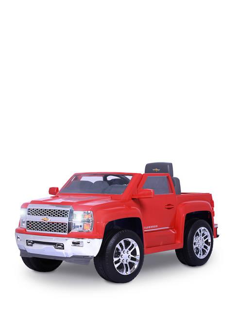 6V Chevy Silverado Red