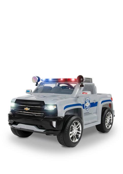 Rollplay 6V Chevy Silverado Police