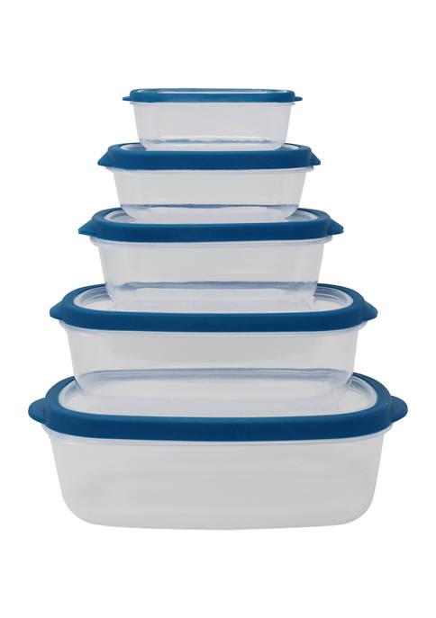Farberware 5 Piece Food Storage Set