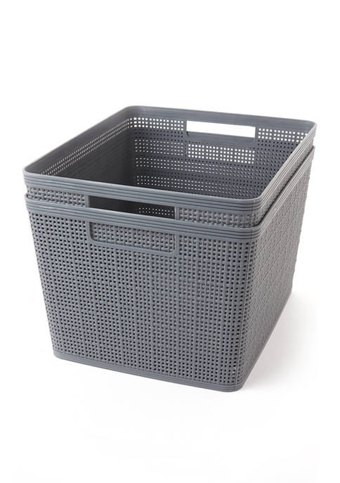 Farberware Set of 2 Organization Bins