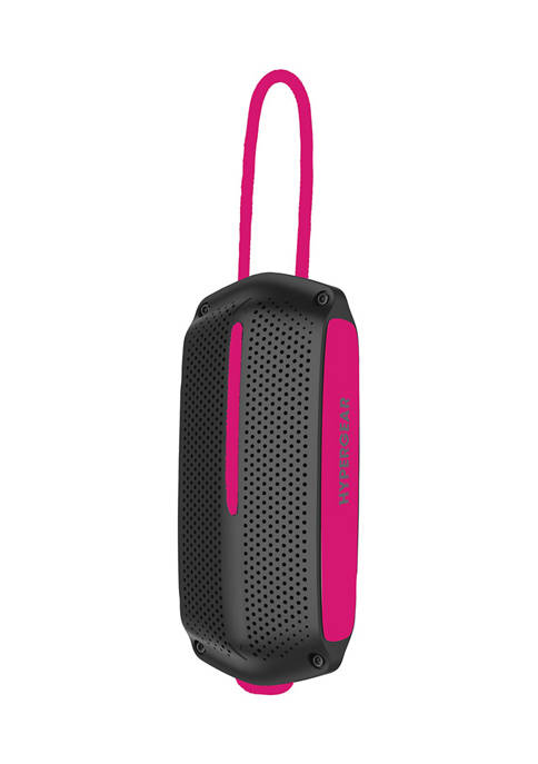 HyperGear Wave Water-Resistant Bluetooth Speaker