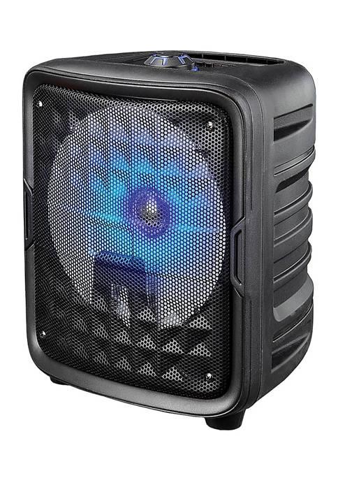8-Inch Bluetooth Speaker with True Wireless Technology