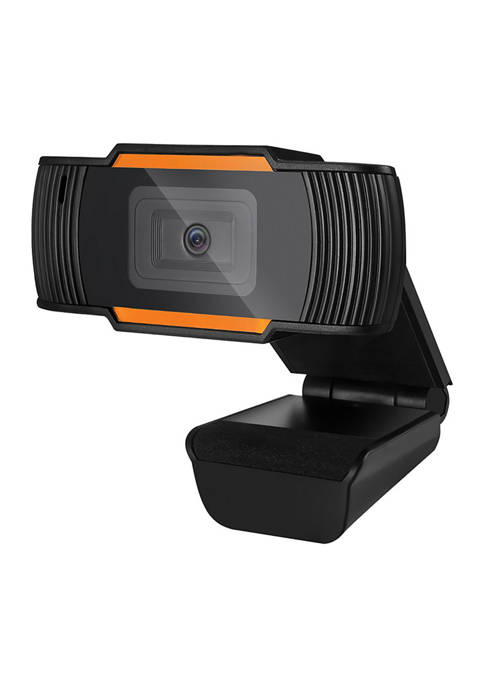 Adesso CyberTrack H2 Desktop 480p USB Webcam